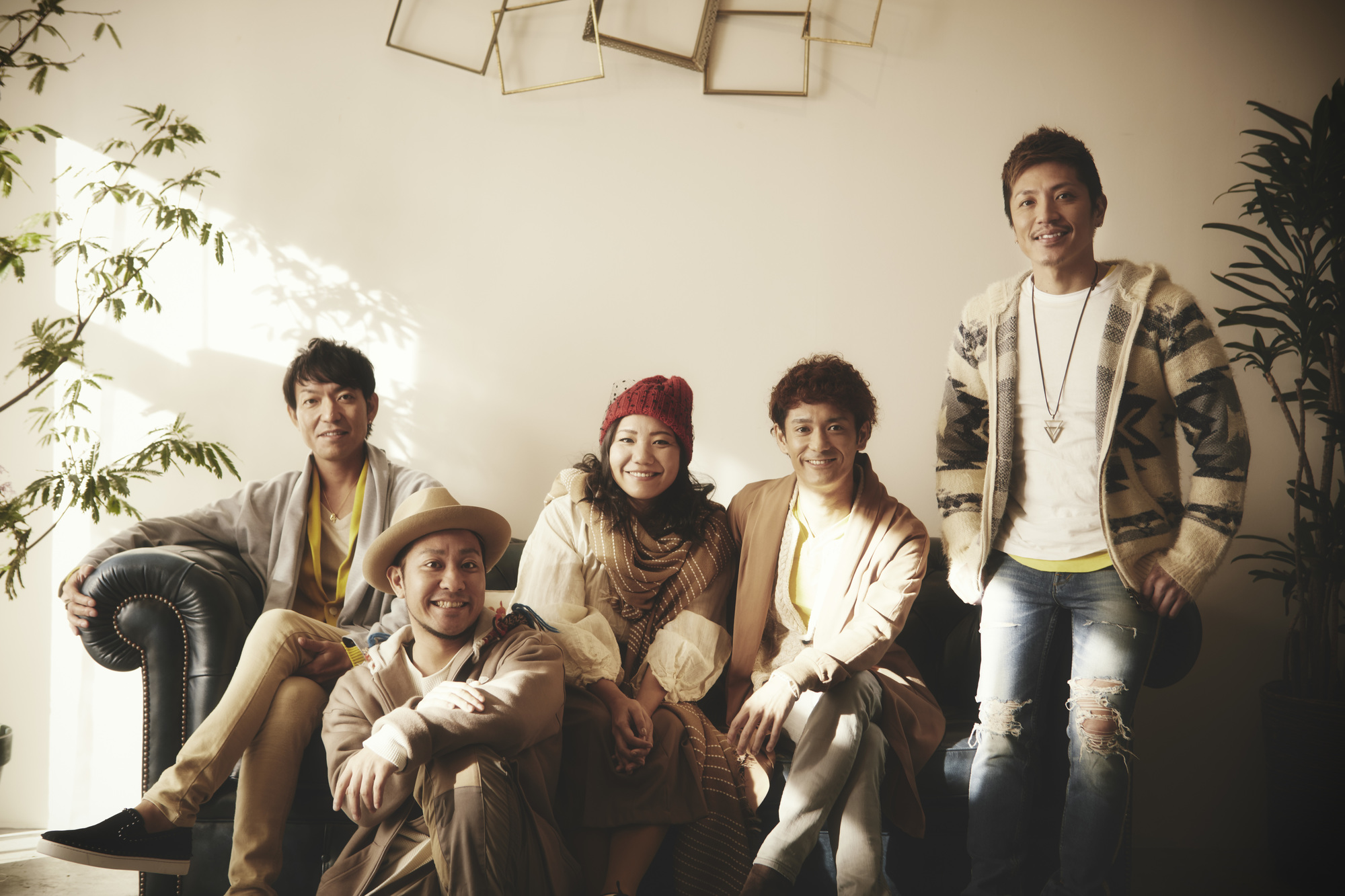 Phantomized: HY : Japanese Music Band
